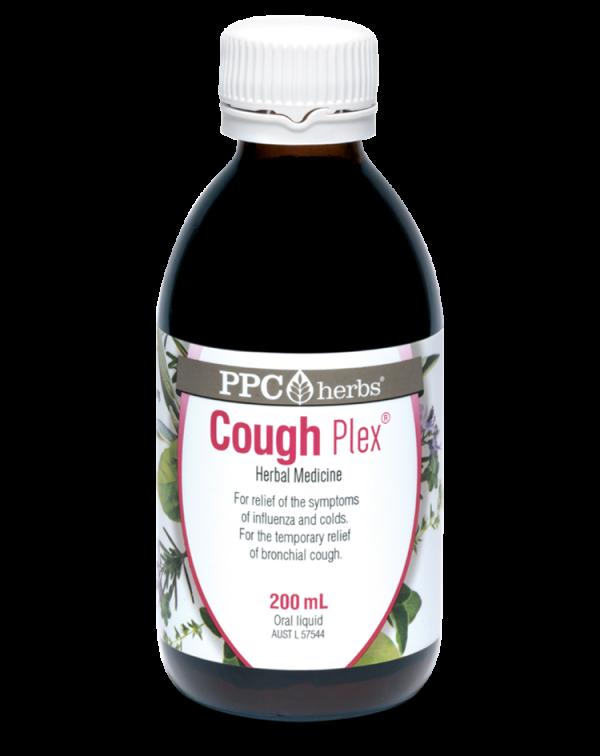 Plex Web Cough